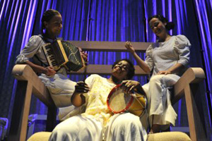 As Meninas do Conto no|Teatro Cacilda Becker