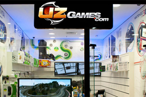 Continental Shopping inaugura loja UZ Games
