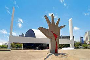 Cineclube no Memorial da América Latina