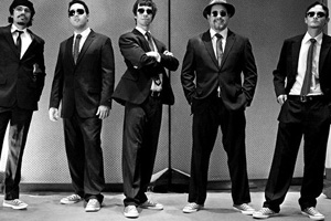 Banda Blues Beatles agita o The Orleans