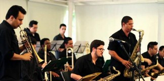 Freedom Big Band se apresenta no Central das Artes