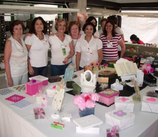 Bazar do Dia das Mães do Café & Talento