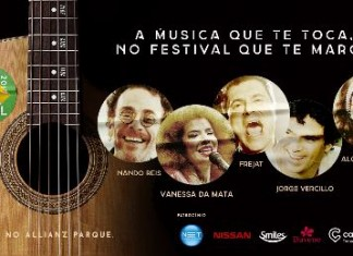Festival NOVABRASIL 2017 acontece neste domingo no Allianz