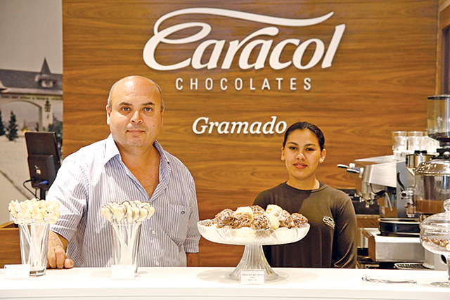 Caracol Chocolates
