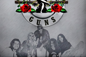 Sons da Gente apresenta|banda Use Your Guns
