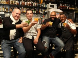 O novo festival de caipirinhas do Bar Filial